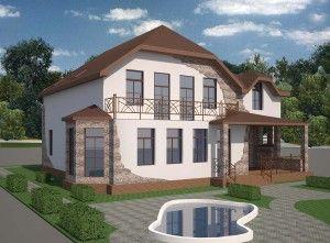 Проектирование ветроустойчивого дома