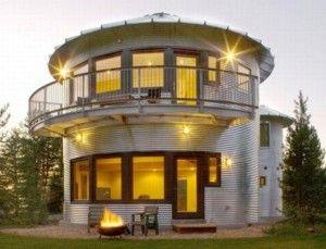 Особливості круглих будинків