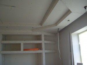 Особенности конструкции подвесных потолков