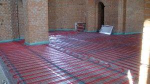 Проектуємо водяна тепла підлога