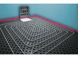 Пристрій теплої підлоги: водний варіант