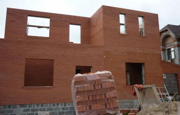 Строительство домов можно выполнять