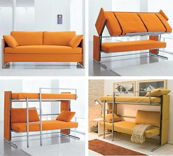 - Transforming furniture for small spaces image ...
