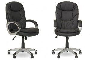 удобные кресла руководителя с механимзом качания