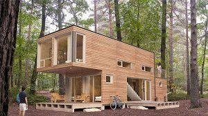 будинки з контейнерів