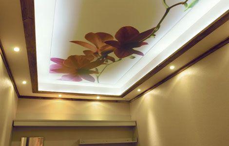 Lumiere plafond chambre travaux devis gratuit vienne for Prix pose faux plafond au m2