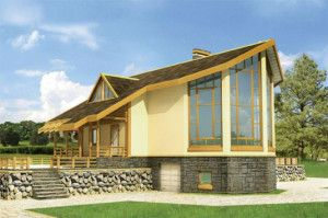 постройка дома по проекту