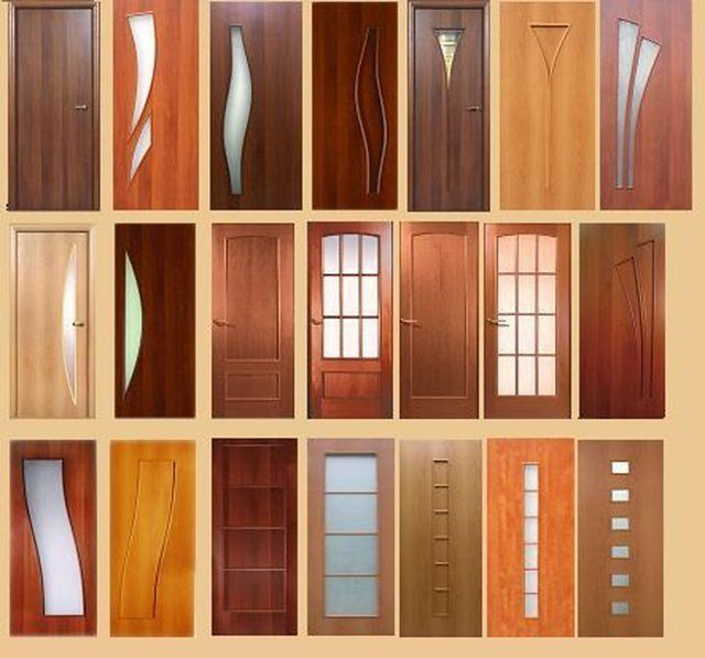 Картинки по запросу Как выбрать цвет межкомнатных дверей?