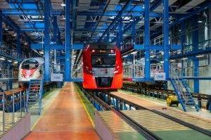 строительство высокоскоростных поездов