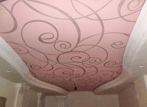 преимущества и недостатки тканевых потолков