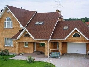 как выбрать тип крыши