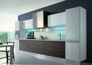 стили современных кухонь