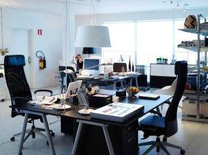 Офисные кресла в интерьере