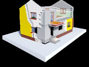 Системы для теплоизоляции дома