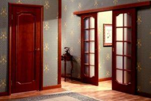 Межкомнатные двери сегодня