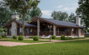 Индивидуальный проект частного дома