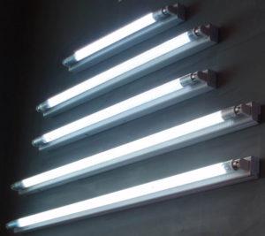 Замена светильников на светодиодные