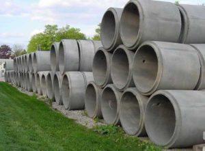 Производство железобетонных колец в Москве